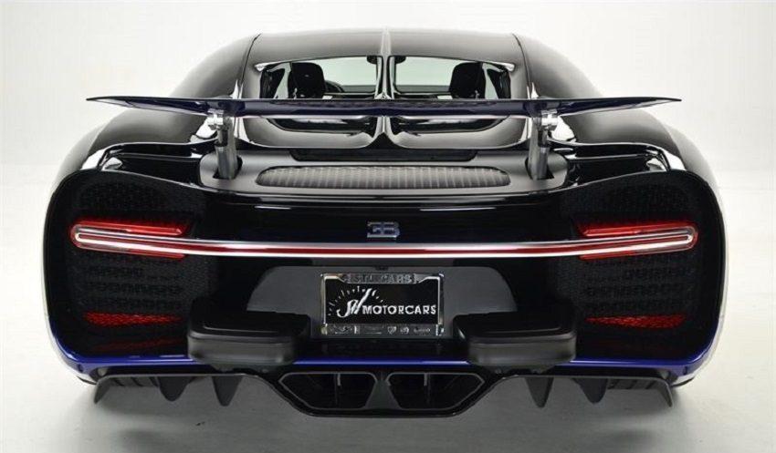 siêu xe Bugatti Chiron mới