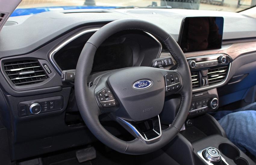 Ford Escape 2020 hoàn toàn mới