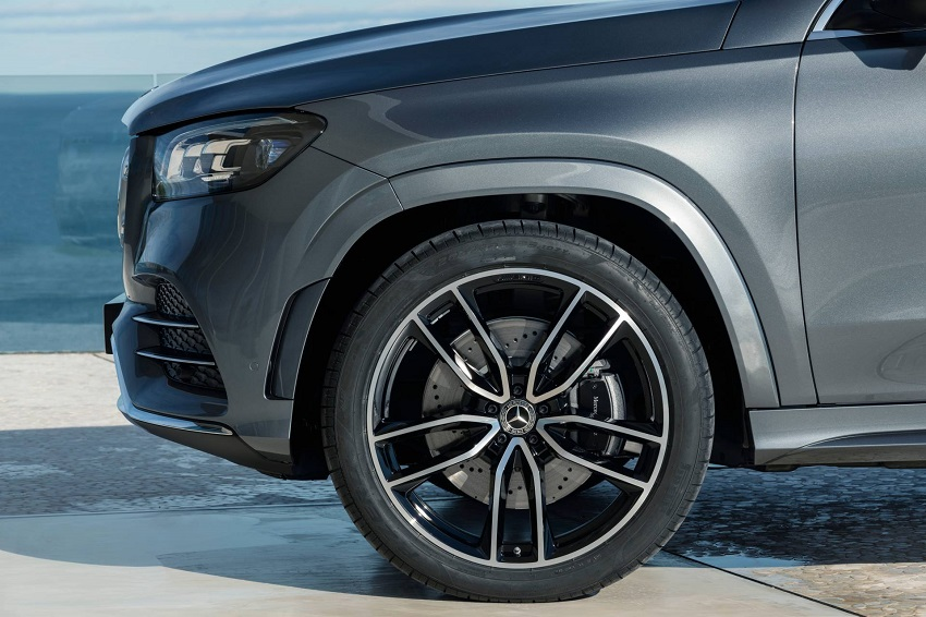 Mercedes-Benz GLS 2020 14