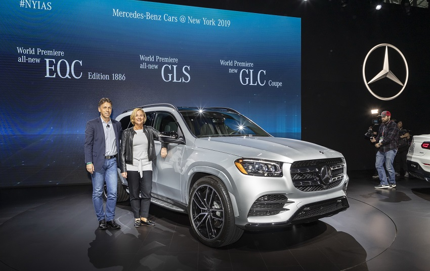 Mercedes-Benz GLS 2020 5