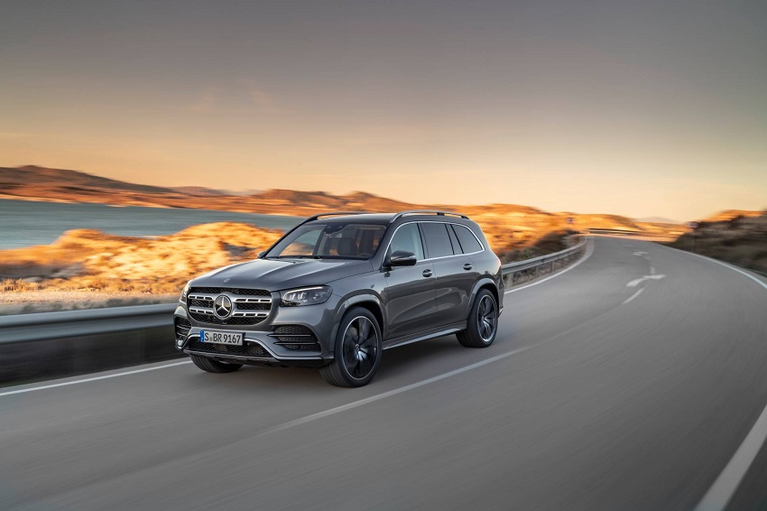 Mercedes-Benz GLS 2020 7