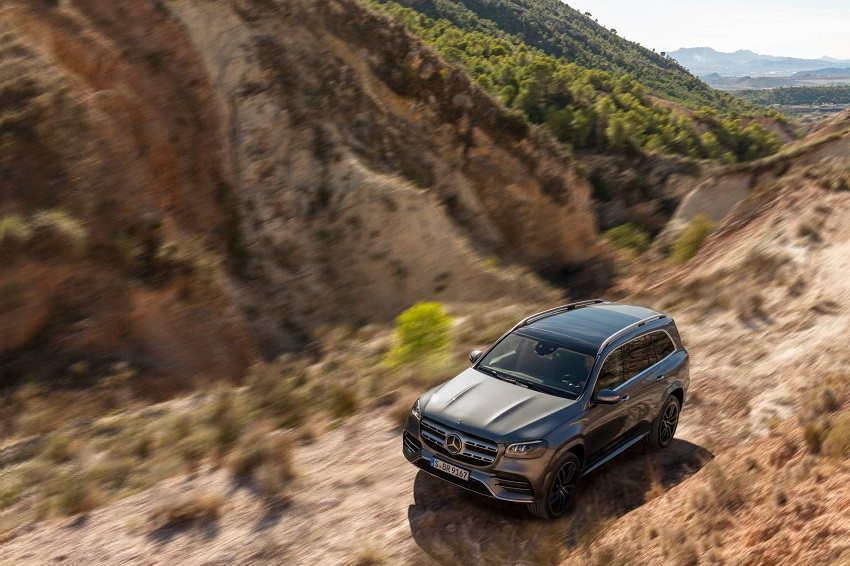 Mercedes-Benz GLS 2020 9