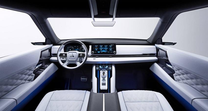 Mẫu xe Mitsubishi e-Yi concept