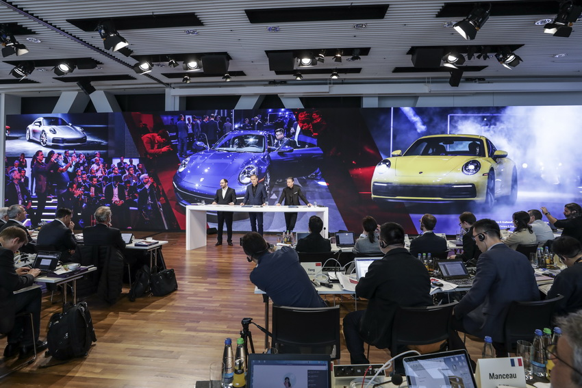 Kết quả kinh doanh năm 2018 của Porsche 3