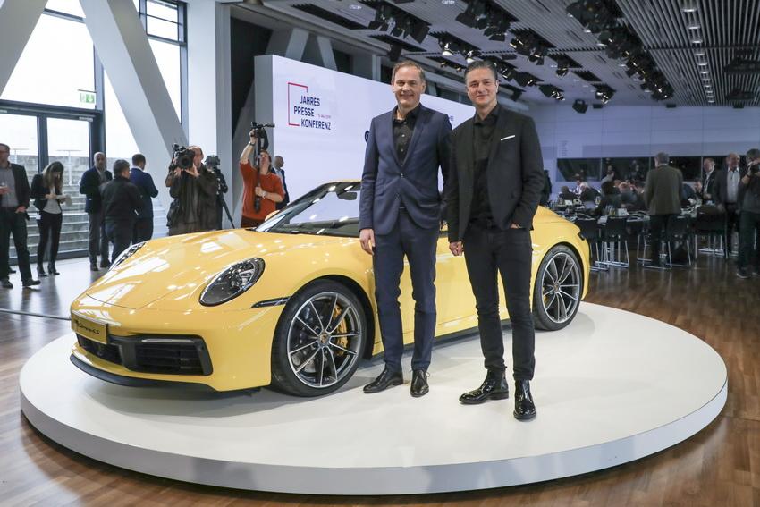 Kết quả kinh doanh năm 2018 của Porsche 8