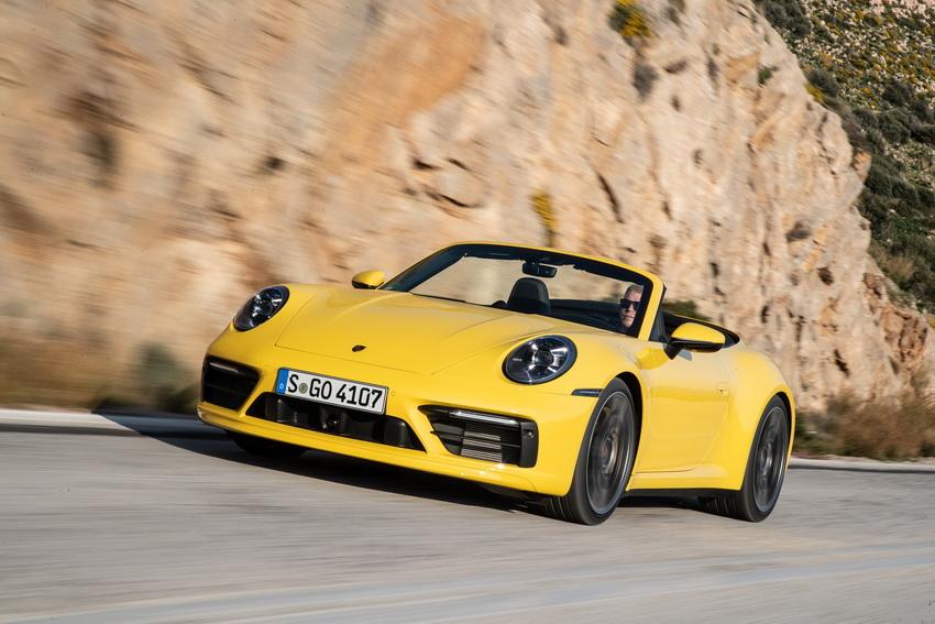 Kết quả kinh doanh năm 2018 của Porsche 6