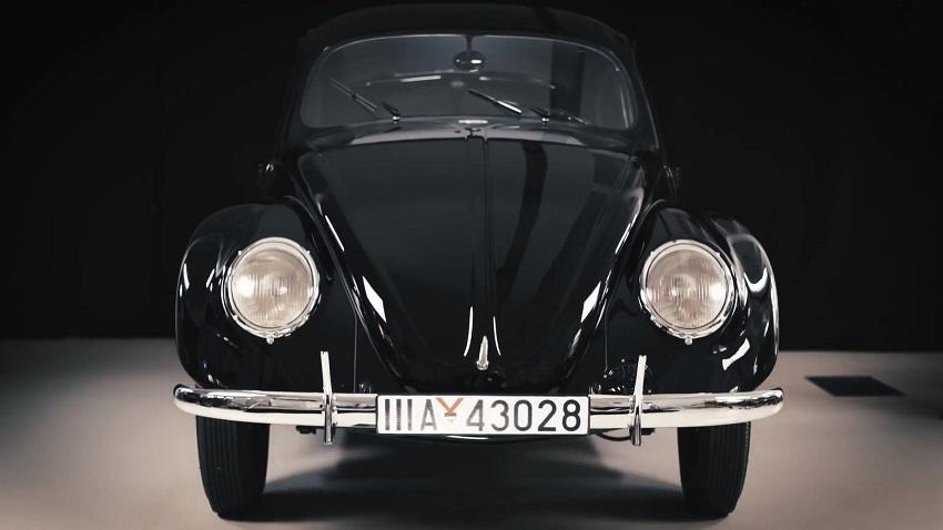 chiếc Volkswagen 39 duy nhất