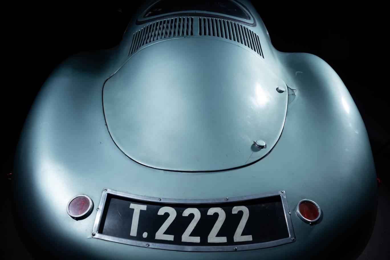 Chiếc Porsche cổ 'độc nhất vô nhị' này được định giá đắt nhất thế giới - 16
