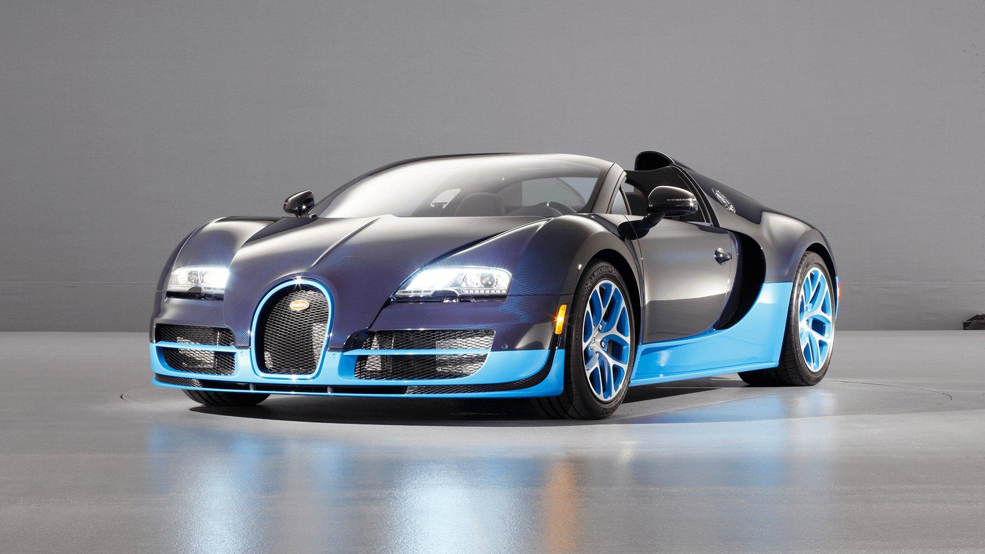 Giá tính phí trước bạ cao nhất thuộc về dòng xe Bugati Veryon với mức giá trên 66 tỷ đồng.