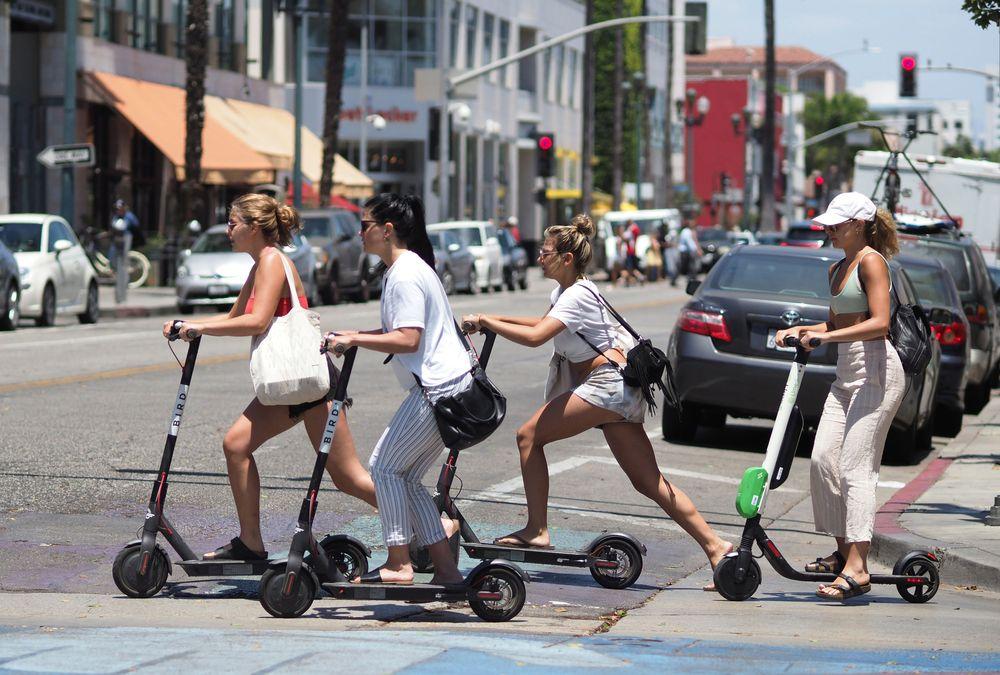 Đức cho phép xe điện scooter tham gia lưu thông trên đường phố - 3