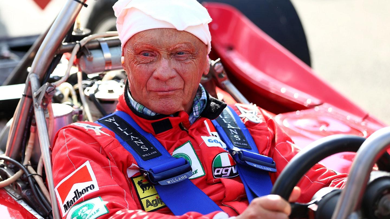 Niki Lauda có nhiều đóng góp to lớn cho môn thể thao tốc độ.