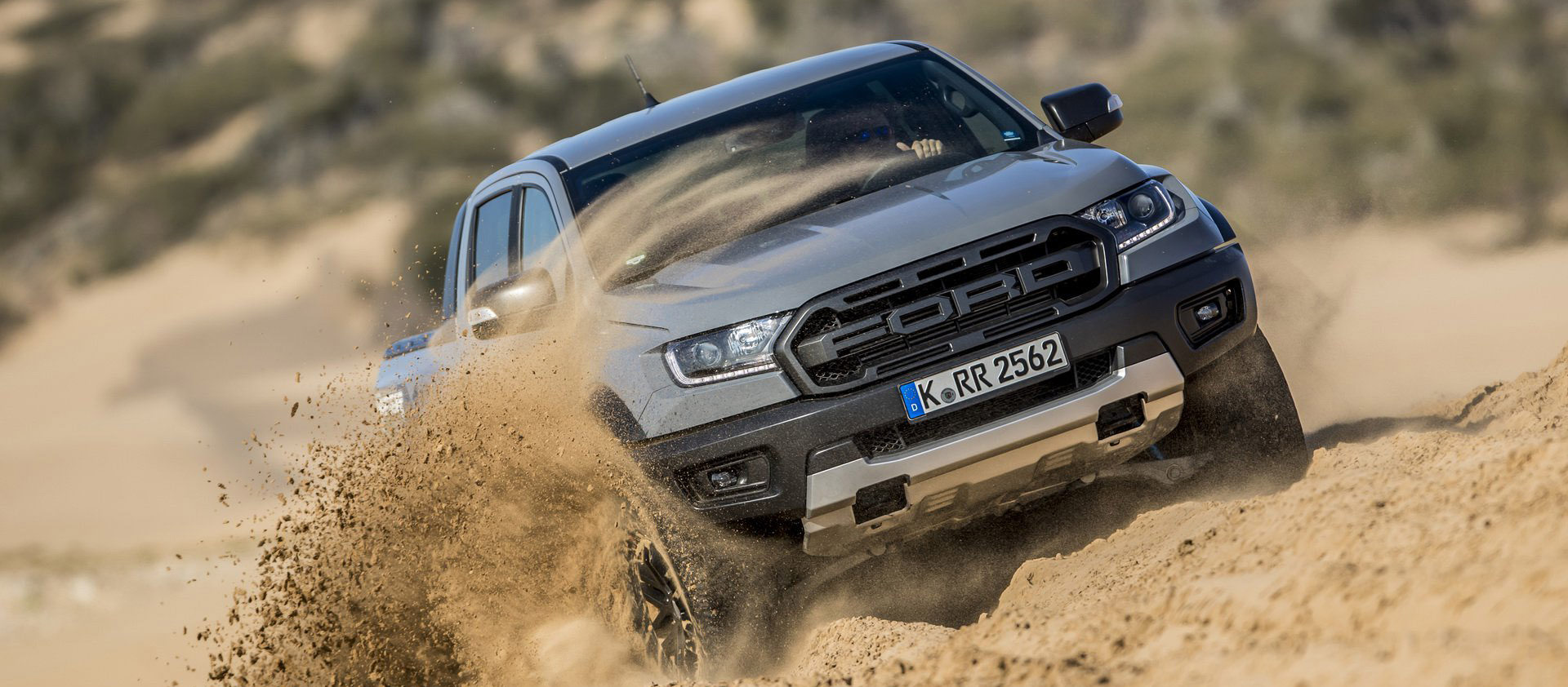 Ford Ranger Raptor 2019 0