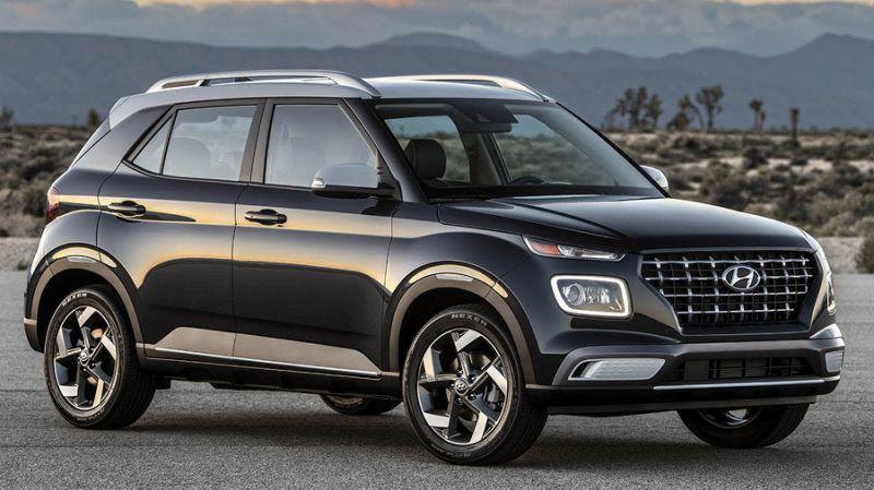 Hyundai Venue ra mắt, giá từ 9.300 USD - 04