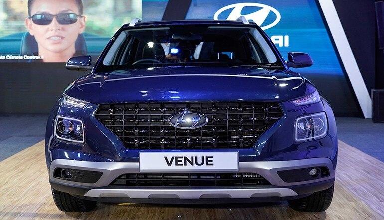 Hyundai Venue ra mắt, giá từ 9.300 USD - 02