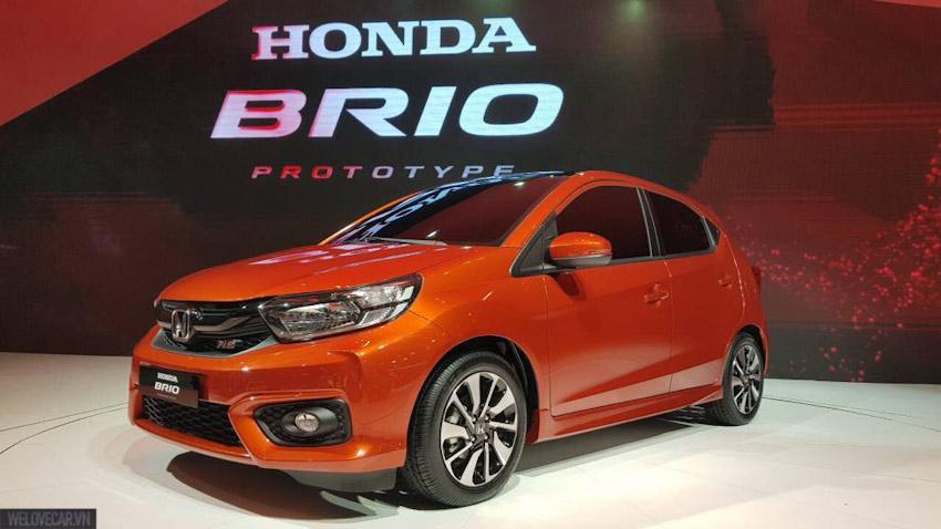 Hàng trăm xe Honda Brio cập cảng tại TP.HCM, dự kiến giao xe vào cuối quý II-2019 2