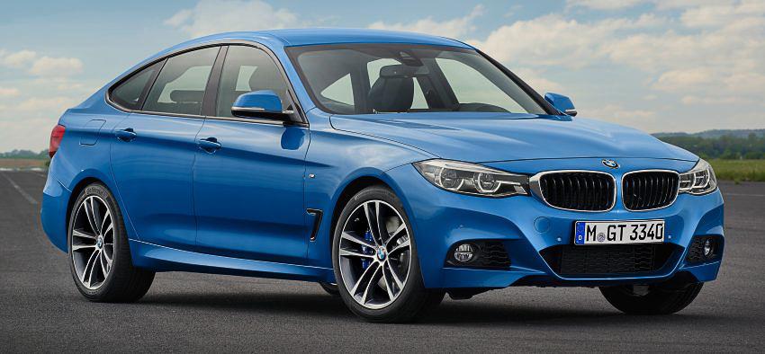BMW sẽ khai tử dòng xe 3-Series Gran Turismo - 13