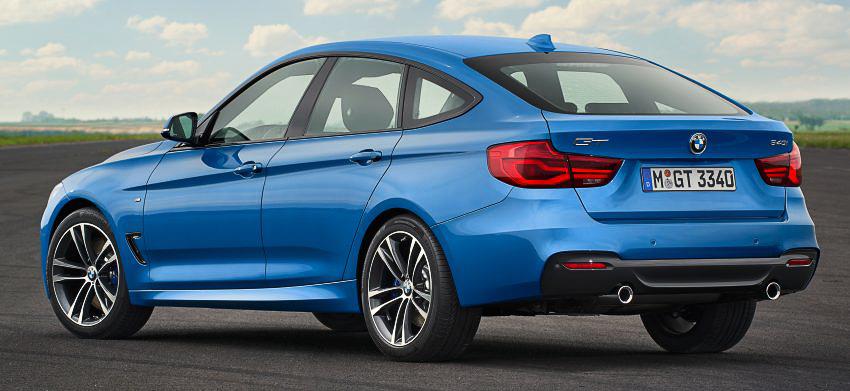 BMW sẽ khai tử dòng xe 3-Series Gran Turismo - 14
