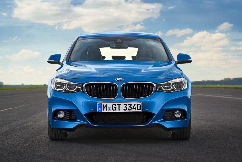 BMW sẽ khai tử dòng xe 3-Series Gran Turismo 15