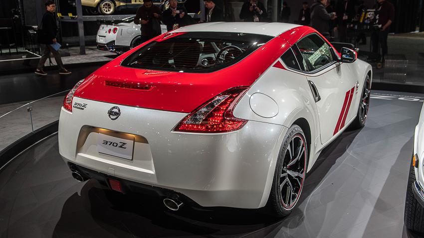 2020 Nissan 370Z 50th Anniversary Edition - 2