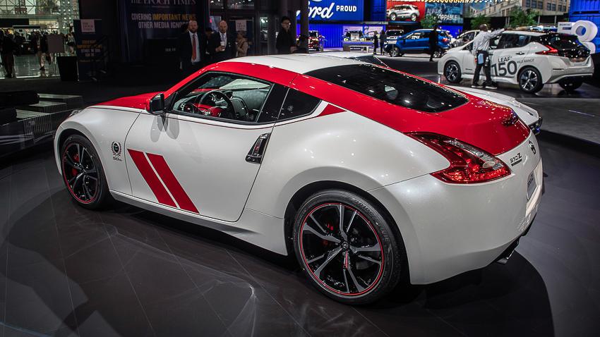 2020 Nissan 370Z 50th Anniversary Edition - 4