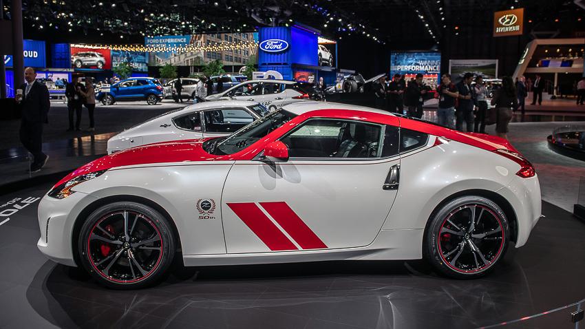 2020 Nissan 370Z 50th Anniversary Edition - 5