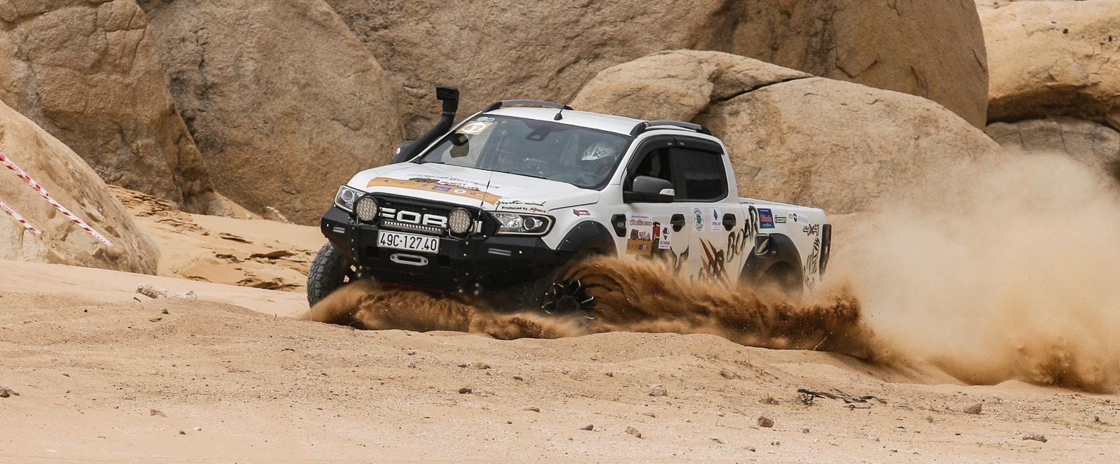 Giải đua xe địa hình trên cát Mui Dinh Challenge 2019 - 01