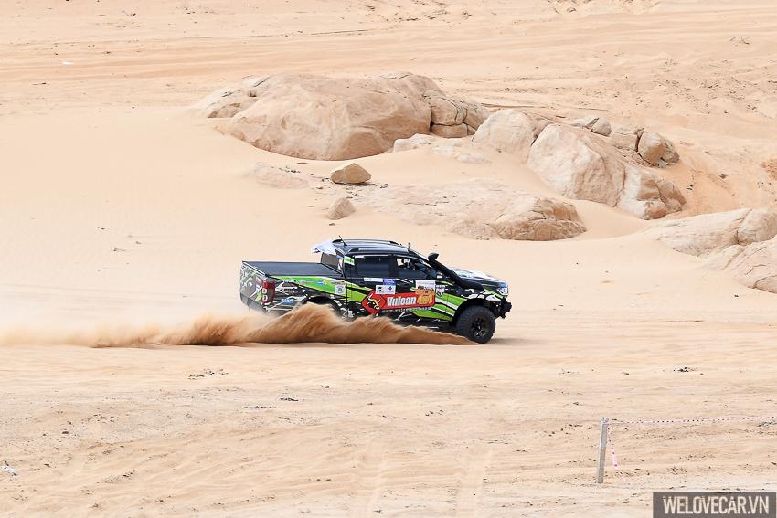 Giải đua xe địa hình trên cát Mui Dinh Challenge 2019 - 54