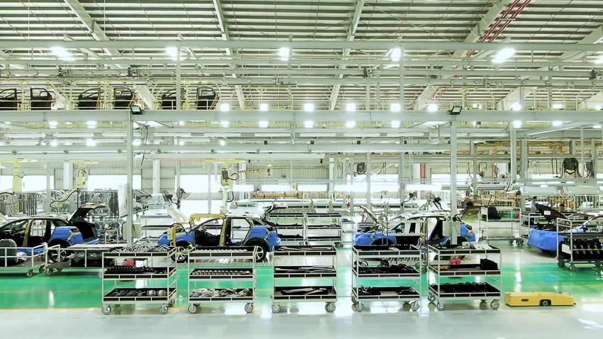 Thaco khánh thành nhà máy xe Du lịch cao cấp công suất 20.000 xe/năm - 1