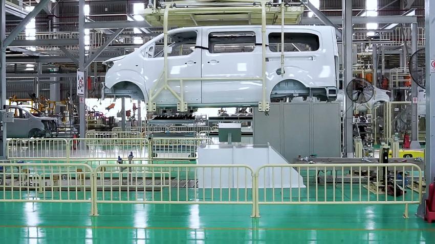 Thaco khánh thành nhà máy xe Du lịch cao cấp công suất 20.000 xe/năm - 10