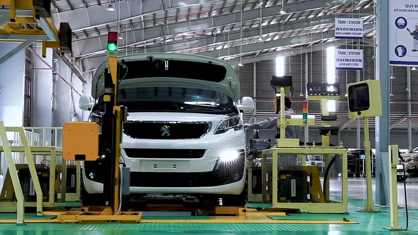 Thaco khánh thành nhà máy xe Du lịch cao cấp công suất 20.000 xe/năm - 11