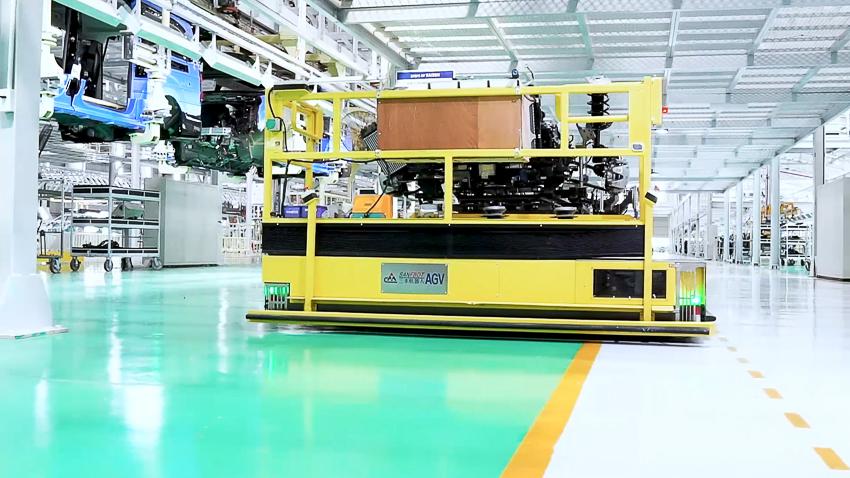 Thaco khánh thành nhà máy xe Du lịch cao cấp công suất 20.000 xe/năm - 13