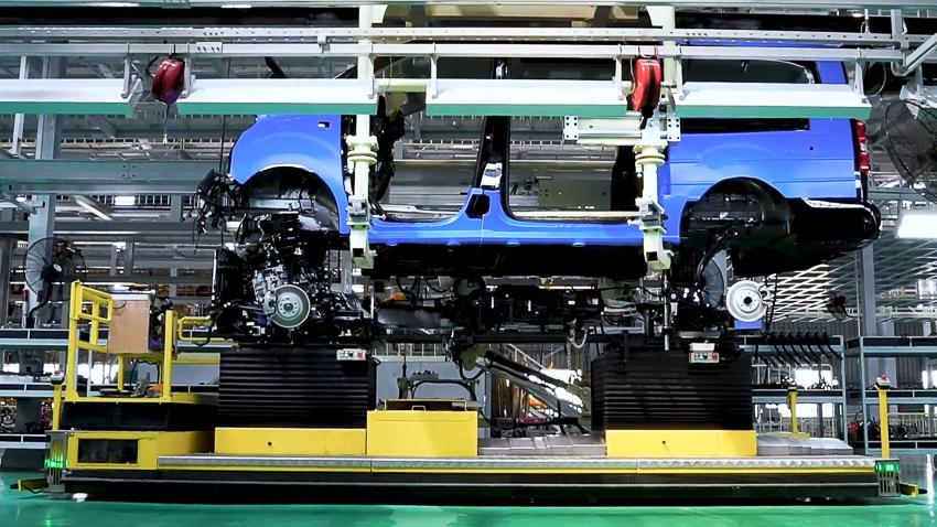 Thaco khánh thành nhà máy xe Du lịch cao cấp công suất 20.000 xe/năm - 14