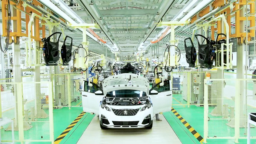 Thaco khánh thành nhà máy xe Du lịch cao cấp công suất 20.000 xe/năm - 3