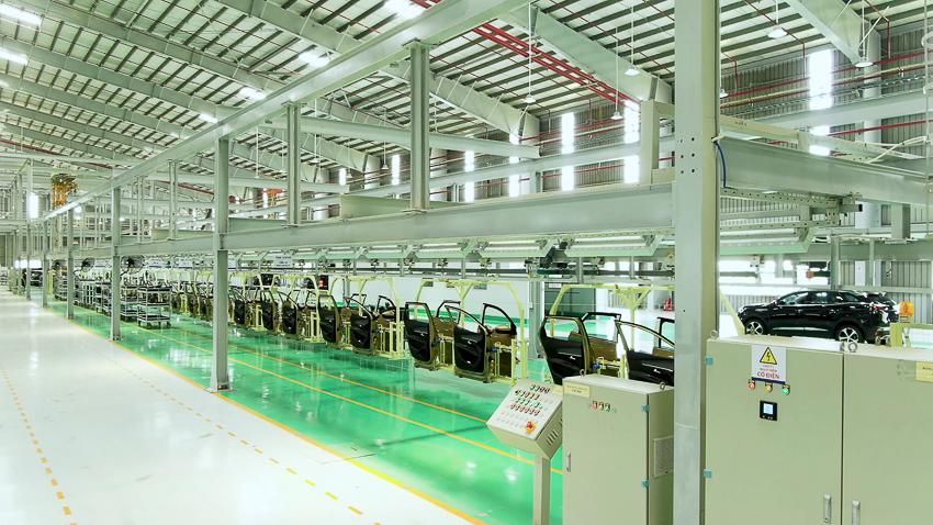 Thaco khánh thành nhà máy xe Du lịch cao cấp công suất 20.000 xe/năm - 4