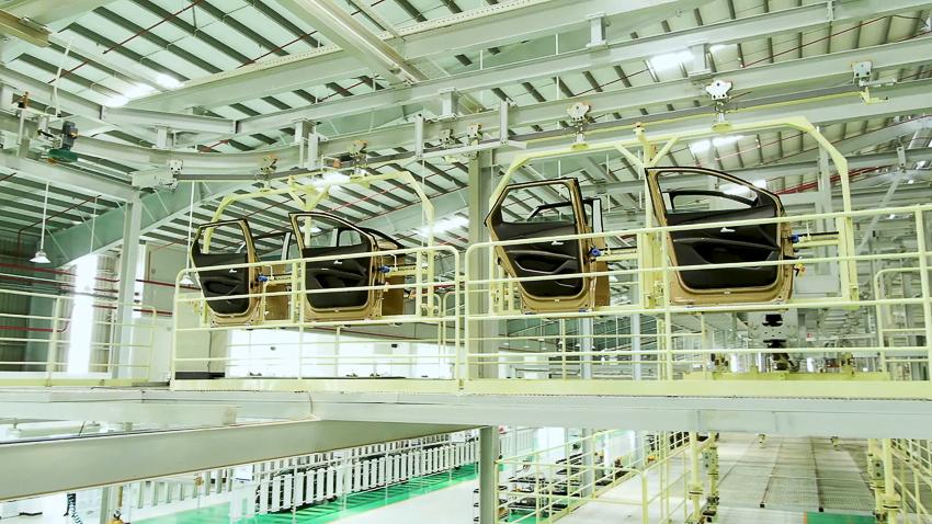 Thaco khánh thành nhà máy xe Du lịch cao cấp công suất 20.000 xe/năm - 5