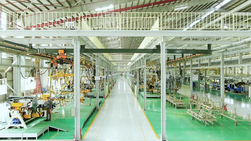 Thaco khánh thành nhà máy xe Du lịch cao cấp công suất 20.000 xe/năm - 6