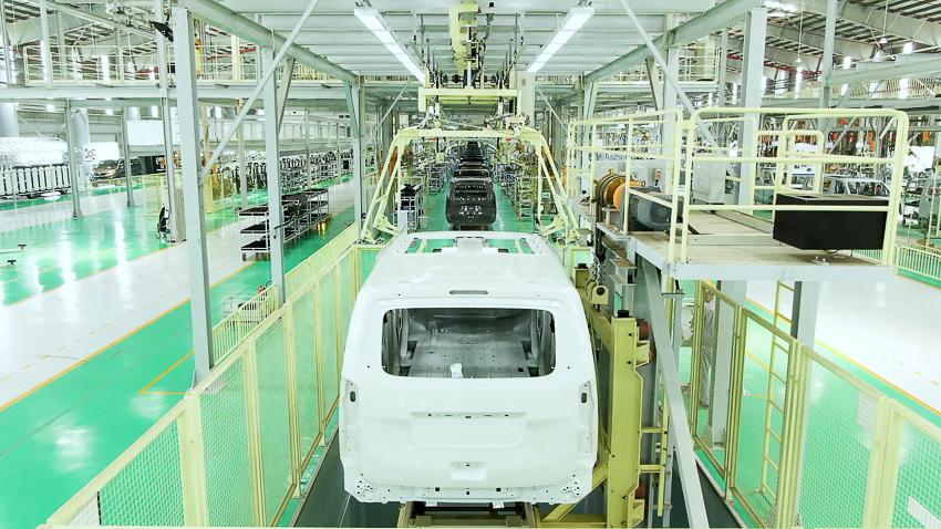 Thaco khánh thành nhà máy xe Du lịch cao cấp công suất 20.000 xe/năm - 7