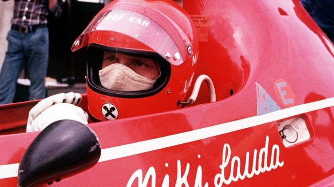 Niki Lauda năm 1974 là nhà vô địch F1 ba lần. Nguồn: AP
