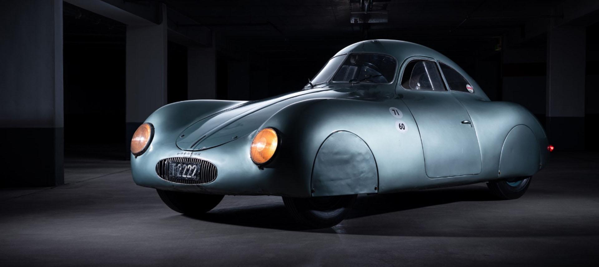 Chiếc Porsche cổ 'độc nhất vô nhị' này được định giá đắt nhất thế giới 01