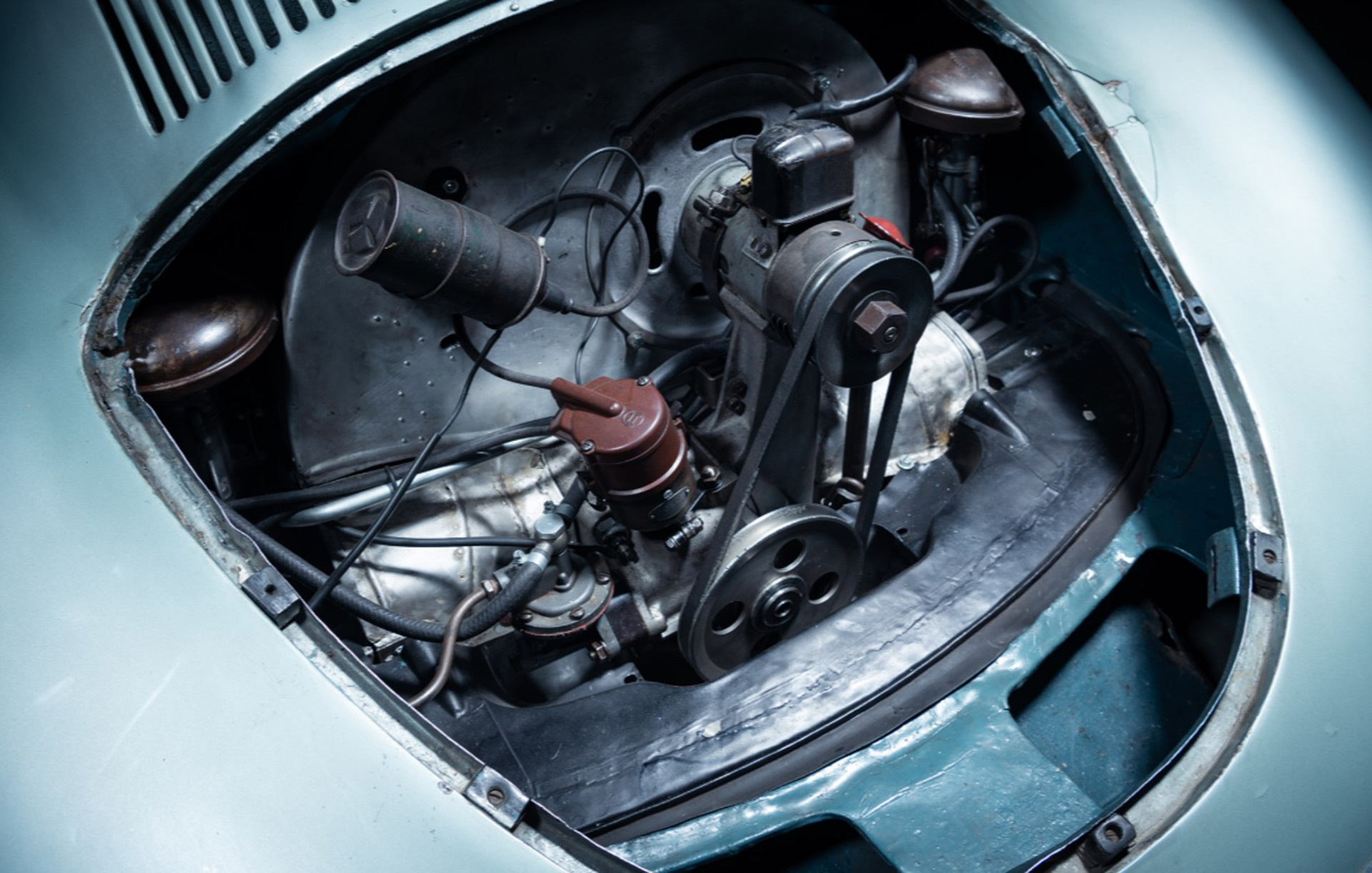 Chiếc Porsche cổ 'độc nhất vô nhị' này được định giá đắt nhất thế giới - 08