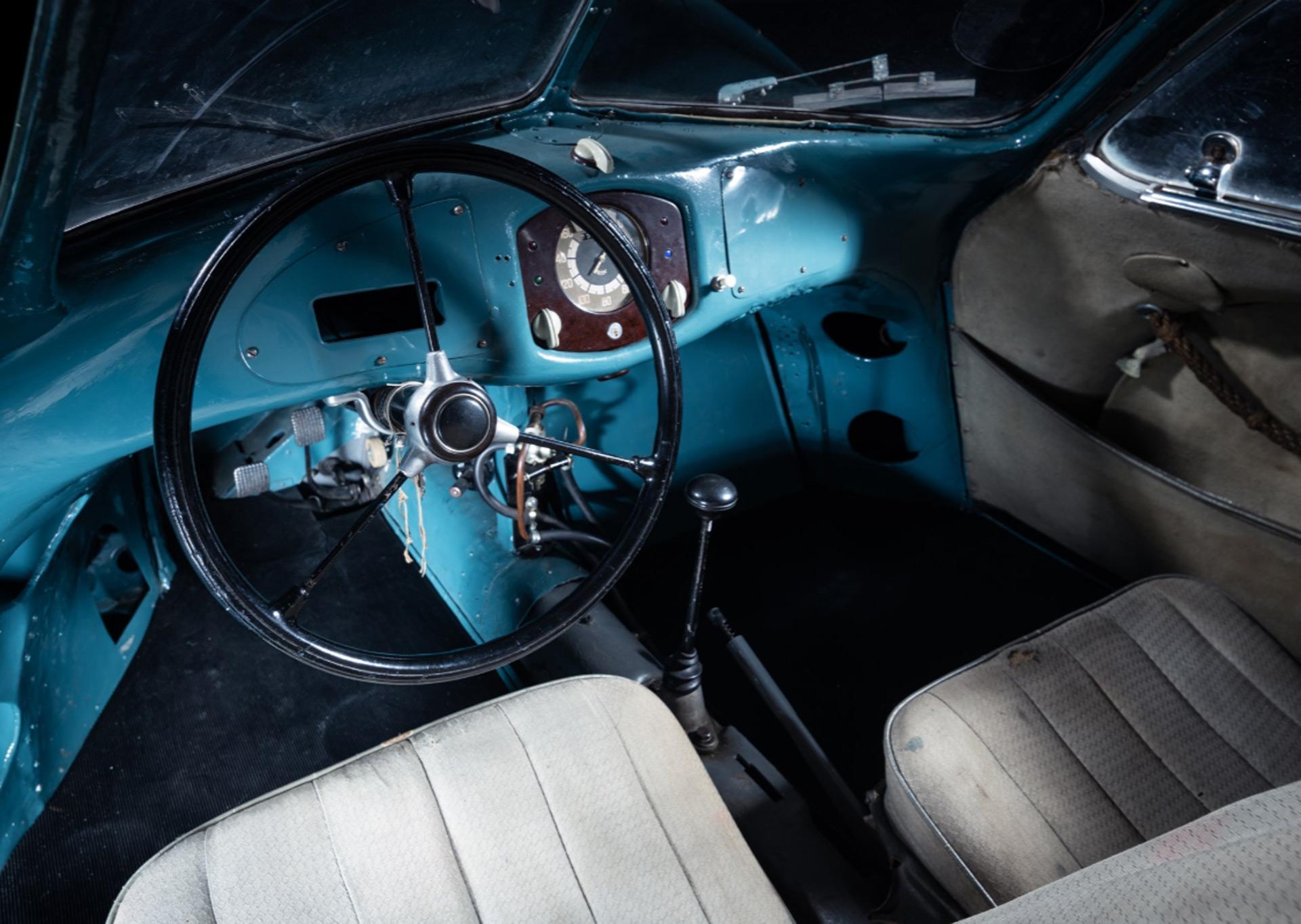 Chiếc Porsche cổ 'độc nhất vô nhị' này được định giá đắt nhất thế giới - 09