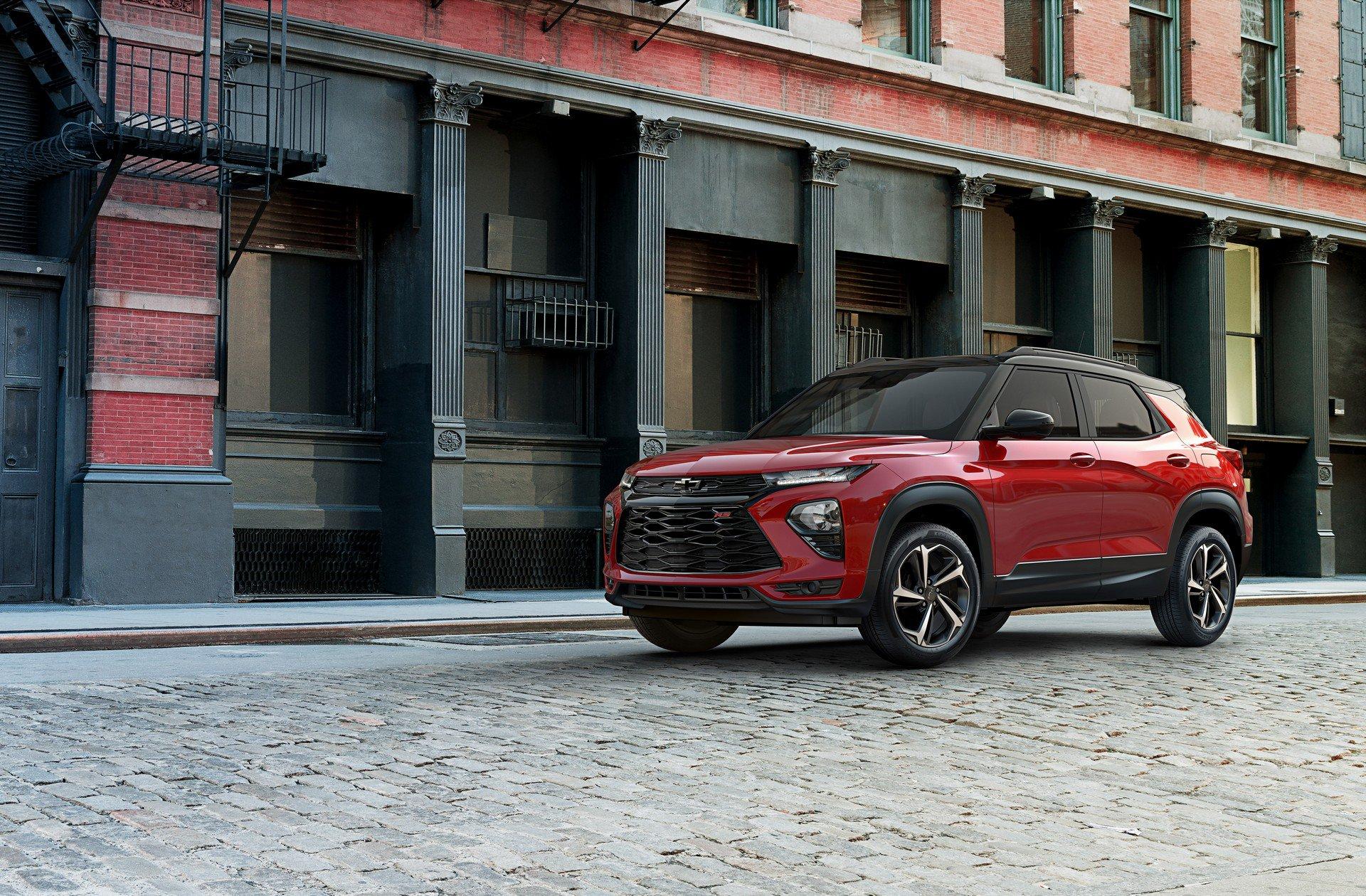 """Chevrolet giới thiệu """"Tiểu"""" Traiblazer 2021 hoàn toàn mới - 03"""