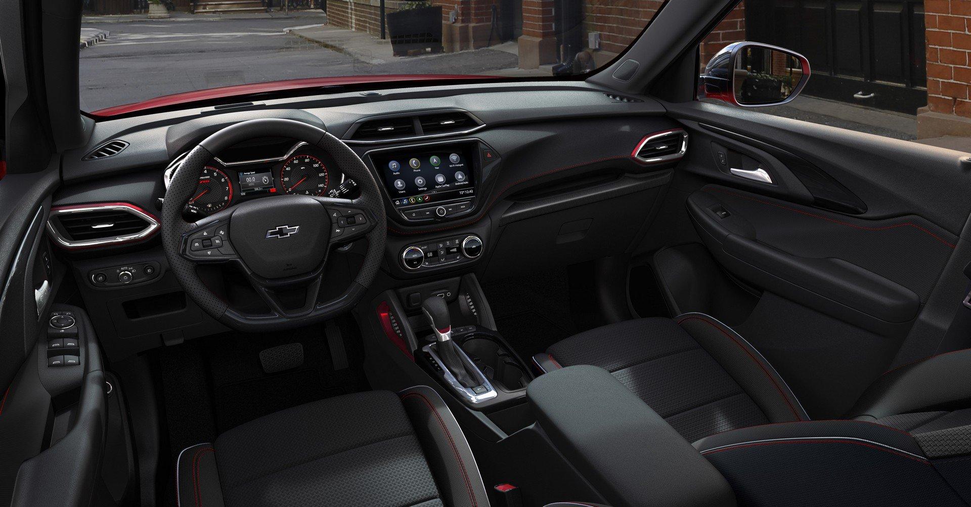 """Chevrolet giới thiệu """"Tiểu"""" Traiblazer 2021 hoàn toàn mới - 04"""