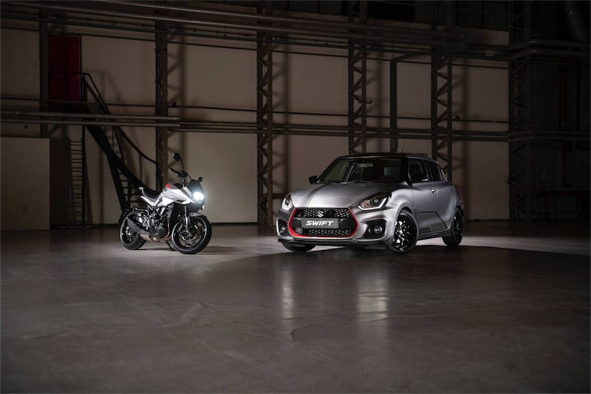 Suzuki Swift Sport Katana phiên bản giới hạn cho thị trường Hà Lan - 13