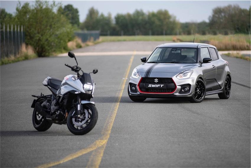 Suzuki Swift Sport Katana phiên bản giới hạn cho thị trường Hà Lan - 5
