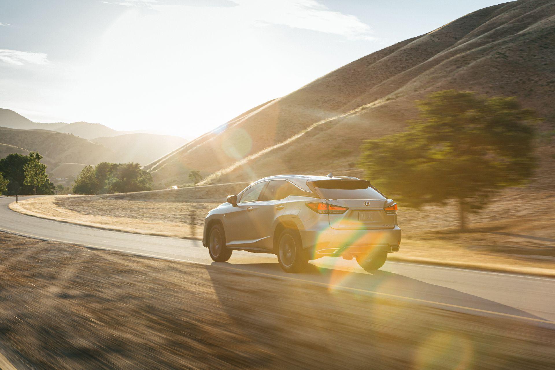 Lexus RX 2020 nâng cấp facelift - 17