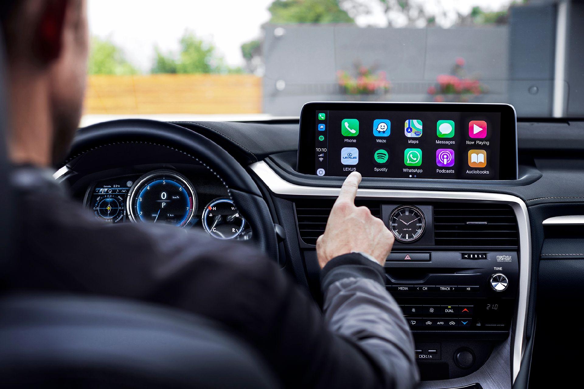 Lexus RX 2020 nâng cấp facelift - 29