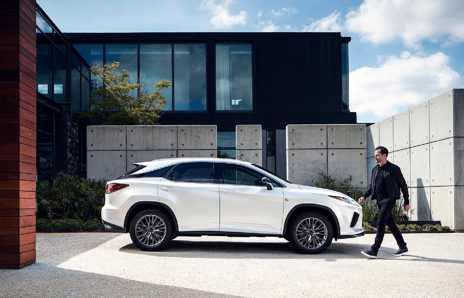 Lexus RX 2020 nâng cấp facelift - 32