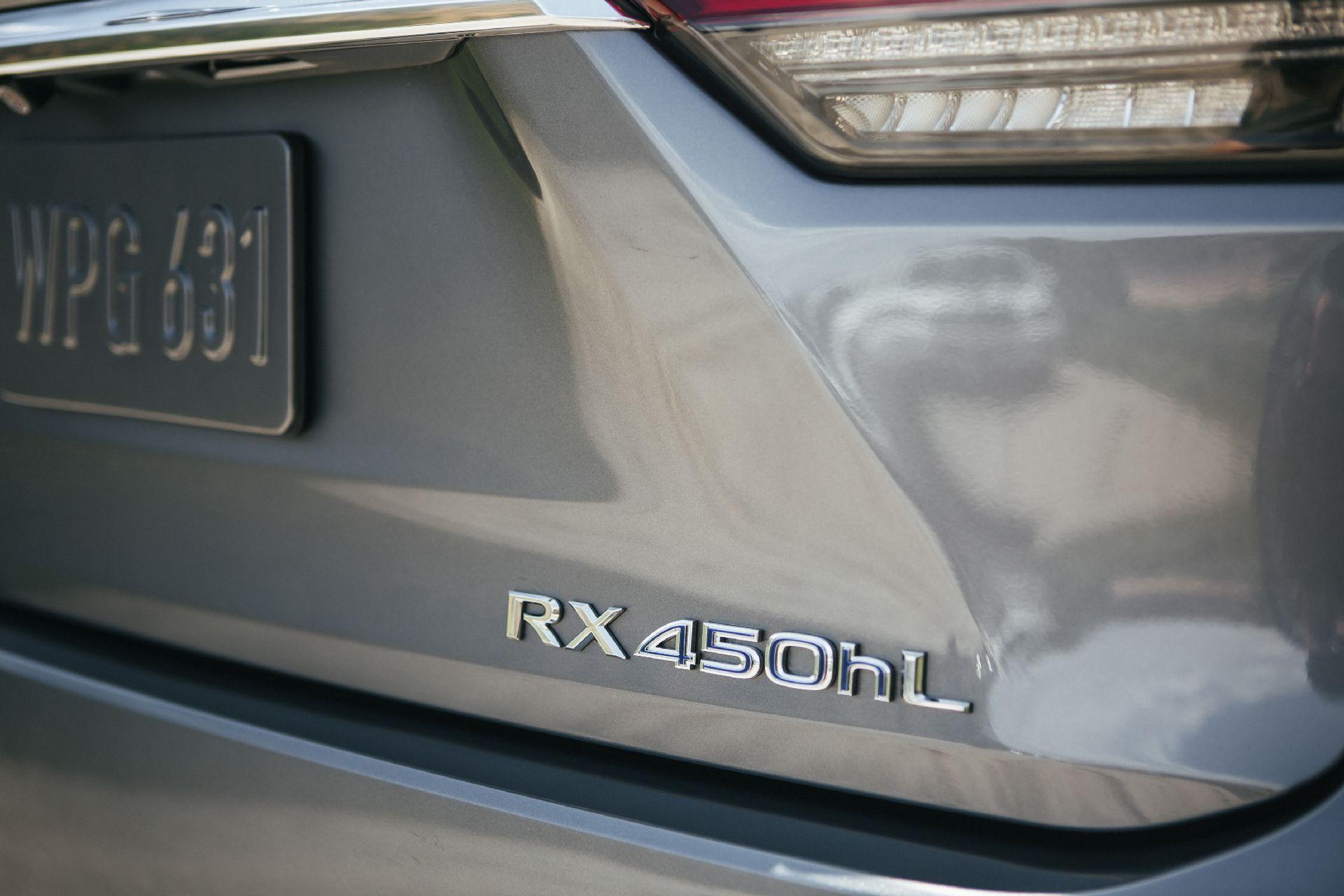 Lexus RX 2020 nâng cấp facelift - 39