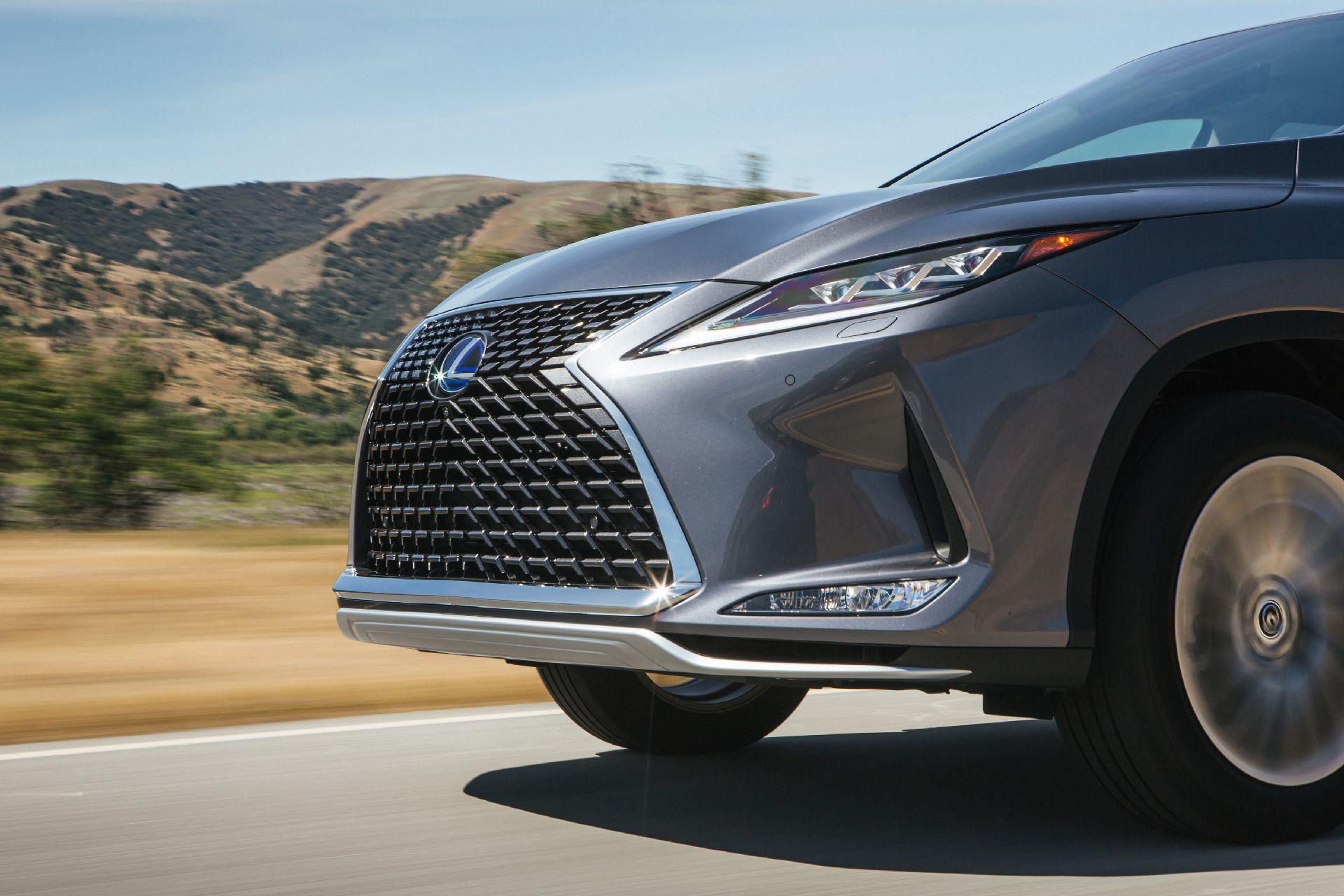 Lexus RX 2020 nâng cấp facelift - 40